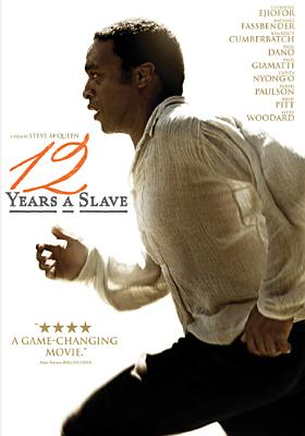 12 YEARS A SLAVE BY EJIOFOR,CHIWETEL (DVD)