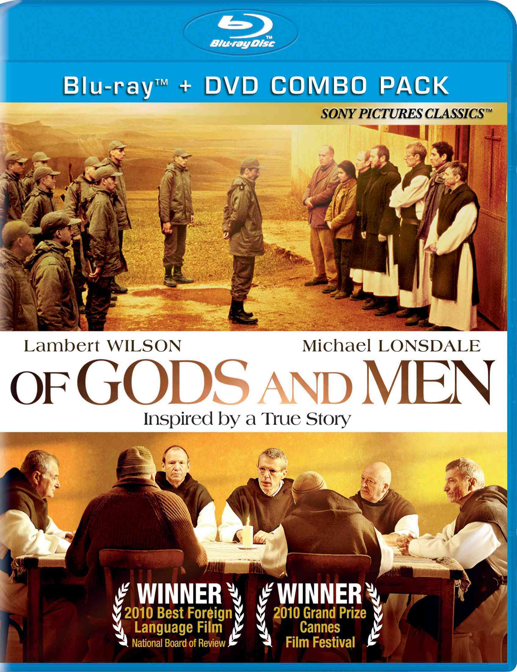 OF GODS AND MEN BY WILSON,LAMBERT (Blu-Ray)